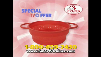 Smart Strainer TV Spot - Thumbnail 8