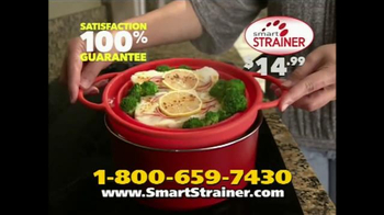 Smart Strainer TV Spot thumbnail