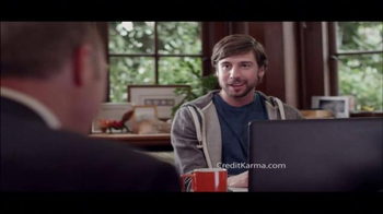 Credit Karma TV Spot, 'The Man: Interest Rates'