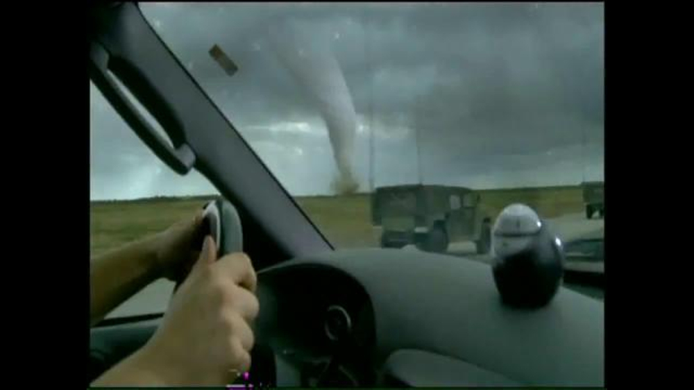 Oregon National Guard TV Commercial, 'Tornado Chase'