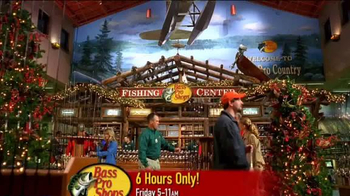 Bass Pro Shops Black Friday 6 Hour Sale TV Spot, 'Jeans, Jackets and More' - Thumbnail 1