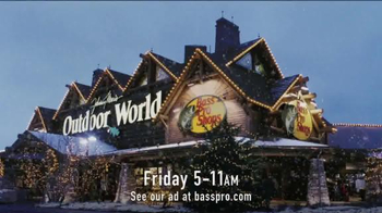 Bass Pro Shops Black Friday 6 Hour Sale TV Spot, 'Jeans, Jackets and More' - Thumbnail 9