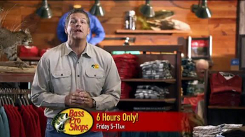 Bass Pro Shops Black Friday 6 Hour Sale TV Spot, 'Jeans, Jackets and More' - Thumbnail 2