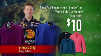 Bass Pro Shops Black Friday 6 Hour Sale TV Spot, 'Jeans, Jackets and More' - Thumbnail 4