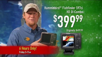 Bass Pro Shops Black Friday 6 Hour Sale TV Spot, 'Jeans, Jackets and More' - Thumbnail 7