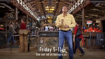 Bass Pro Shops Black Friday 6 Hour Sale TV Spot, 'Jeans, Jackets and More' - Thumbnail 8