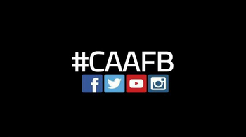 CAA Football TV Spot, 'Bring Your A-Game' - Thumbnail 10