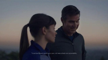 Charles Schwab TV Spot, 'Morning Jog' - 1446 commercial airings