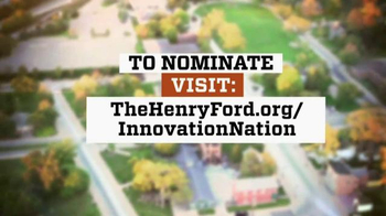 The Henry Ford Innovation Nation TV Spot, 'Teacher Innovation Awards' - Thumbnail 9