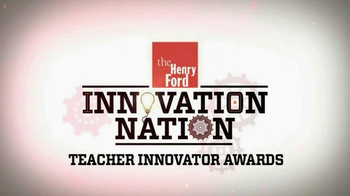 The Henry Ford Innovation Nation TV Spot, 'Teacher Innovation Awards' - Thumbnail 5