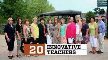The Henry Ford Innovation Nation TV Spot, 'Teacher Innovation Awards' - Thumbnail 6