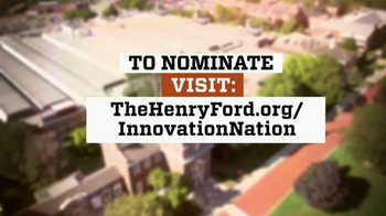 The Henry Ford Innovation Nation TV Spot, 'Teacher Innovation Awards' - Thumbnail 8