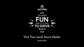 Acura Oh What Fun It Is to Drive Event TV Spot, 'Holiday Party' - Thumbnail 8