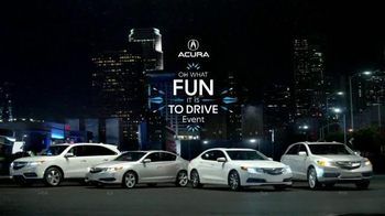 Acura Oh What Fun It Is to Drive Event TV Spot, 'Holiday Party' - Thumbnail 6