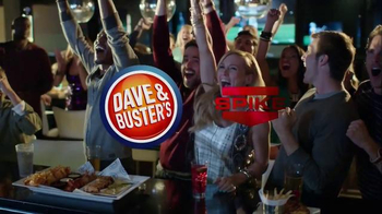 Dave and Buster's TV Spot, 'Bellator MMA' - Thumbnail 7