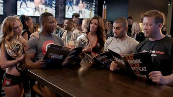 Dave and Buster's TV Spot, 'Bellator MMA' - Thumbnail 2