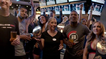 Dave and Buster's TV Spot, 'Bellator MMA' - Thumbnail 6