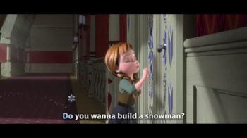 Frozen: Sing-Along Edition DVD & Digital HD TV Spot - Thumbnail 1