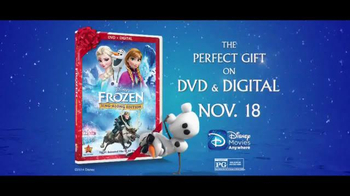 Frozen: Sing-Along Edition DVD & Digital HD TV Spot - Thumbnail 8