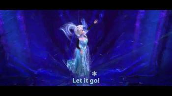 Frozen: Sing-Along Edition DVD & Digital HD TV Spot - Thumbnail 5