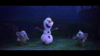 Frozen: Sing-Along Edition DVD & Digital HD TV Spot - Thumbnail 7