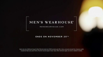 Men's Wearhouse TV Spot, 'Suits that Stand Out' - Thumbnail 10