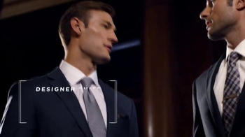 Men's Wearhouse TV Spot, 'Suits that Stand Out' - Thumbnail 4