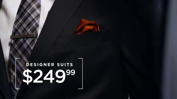 Men's Wearhouse TV Spot, 'Suits that Stand Out' - Thumbnail 6