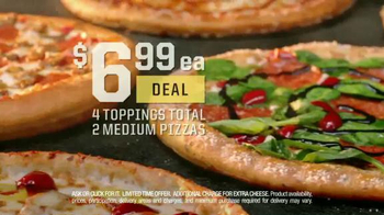 Pizza Hut TV Spot, 'Carmella' - Thumbnail 4
