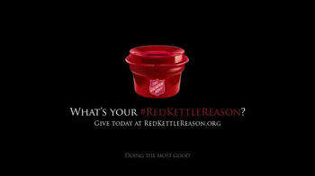 The Salvation Army TV Spot, 'Red Kettle Reason: Needs Above Mine' - Thumbnail 10