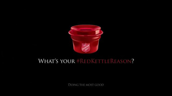 The Salvation Army TV Spot, 'Red Kettle Reason: Needs Above Mine' - Thumbnail 8