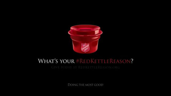The Salvation Army TV Spot, 'Red Kettle Reason: Needs Above Mine' - Thumbnail 9