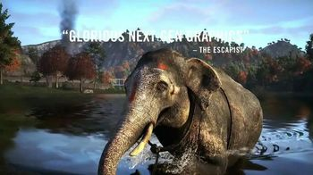 Far Cry 4 TV Spot, 'The Reviews Are In' Song by J2
