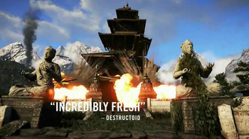 Far Cry 4 TV Spot, 'The Reviews Are In' Song by J2 - Thumbnail 4