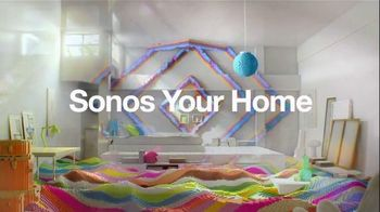 Sonos Play: 1 TV Spot, 'Blocks' Song by tUnE-yArDs