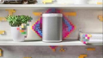 Sonos Play: 1 TV Spot, 'Blocks' Song by tUnE-yArDs - Thumbnail 3