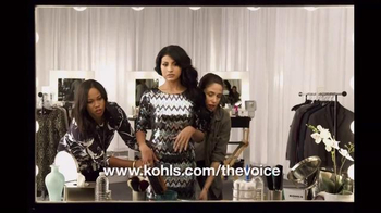 Kohl's TV Spot, 'The Voice Styling Sessions: Metallics' Feat. Paula DeAnda - 1 commercial airings