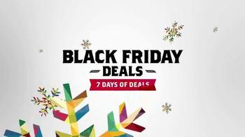 Lowe's Black Friday Deals TV Spot, 'Seven Days of Deals' - Thumbnail 2