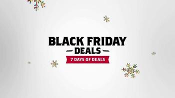 Lowe's Black Friday Deals TV Spot, 'Seven Days of Deals' - Thumbnail 3