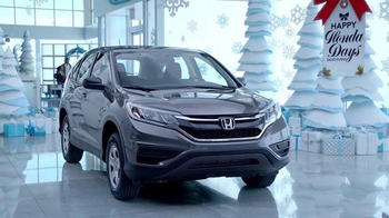 Happy Honda Days Sales Event TV Spot, 'Skeletor' - Thumbnail 9