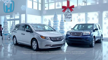 Happy Honda Days Sales Event TV Spot, 'Strawberry Shortcake' - Thumbnail 5