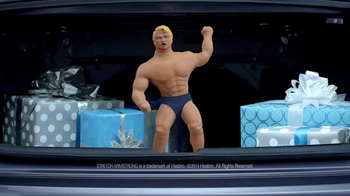 Happy Honda Days Sales Event TV Spot, 'Stretch Armstrong' - Thumbnail 2