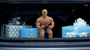 Happy Honda Days Sales Event TV Spot, 'Stretch Armstrong' - Thumbnail 3