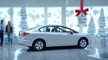 Happy Honda Days Sales Event TV Spot, 'Jem (Feat. G.I. Joe)' - Thumbnail 5