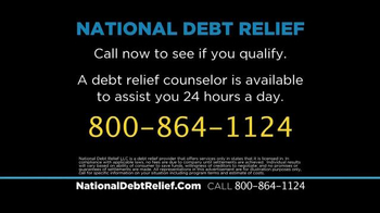 National Debt Relief TV Spot, 'Average American Household'