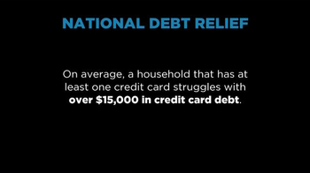 National Debt Relief TV Spot, 'Average American Household' - Thumbnail 2