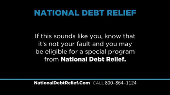 National Debt Relief TV Spot, 'Average American Household' - Thumbnail 3