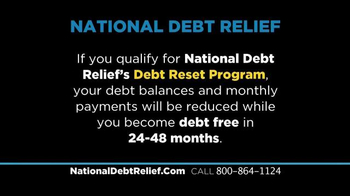 National Debt Relief TV Spot, 'Average American Household' - Thumbnail 4