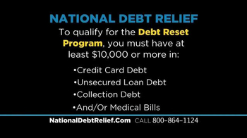 National Debt Relief TV Spot, 'Average American Household' - Thumbnail 6