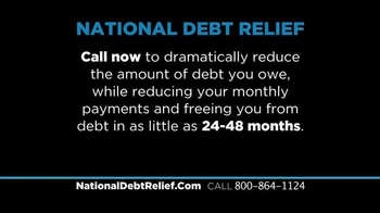 National Debt Relief TV Spot, 'Average American Household' - Thumbnail 9